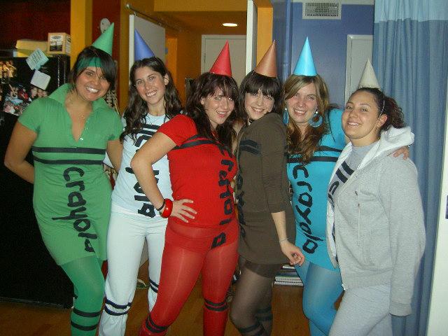 team halloween costume ideas on List Of Clever Costume Ideas For Halloween But If You Re  sc 1 st  female halloween costume ideas & female halloween costume ideas: Team Halloween Costume Ideas