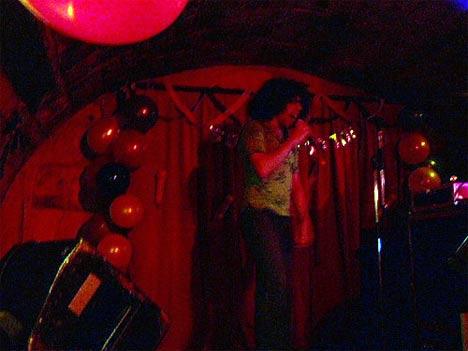 ballounes, karaoké et rokoko