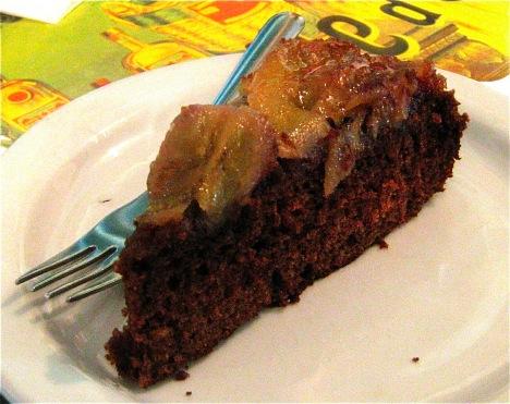 Au Festin De Babette Banana Cake