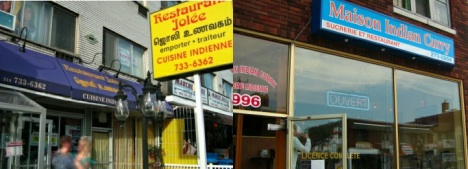 Montreal South Indian Throwdown