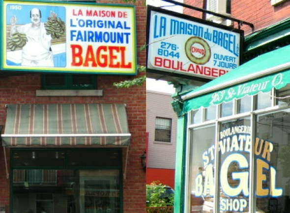 Montreal Bagel Throwdown: Fairmount vs. St-Viateur