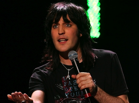 Noel Fielding at Just For Laughs