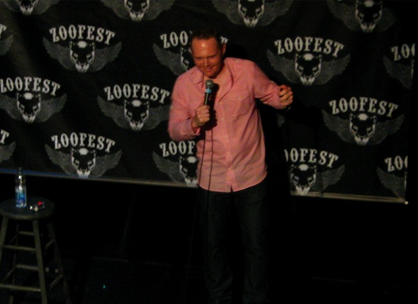 Bill Burr at Just For Laughs