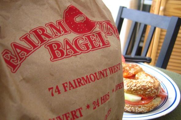 fairmount bagel montreal smoked meat
