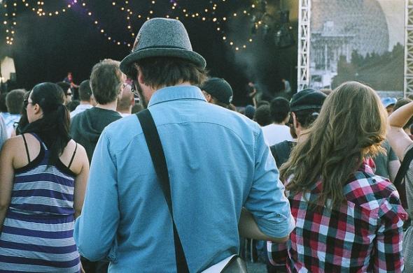 Osheaga Montreal hipsters