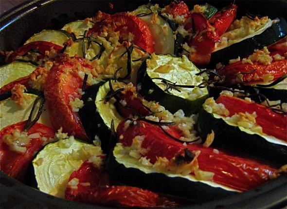 Roasted Zucchini-Tomato Tiau dda39e0e4