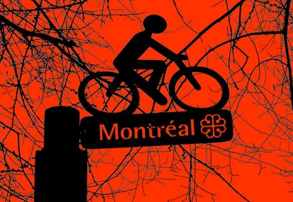 Maisonneuve Montreal Bixi