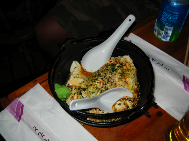 kazu montreal homemade tofu