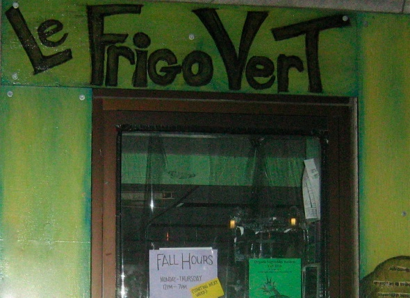 Le Frigo Vert Co-op