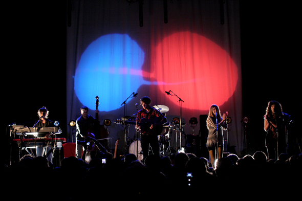 dirty projectors montreal sept 14th