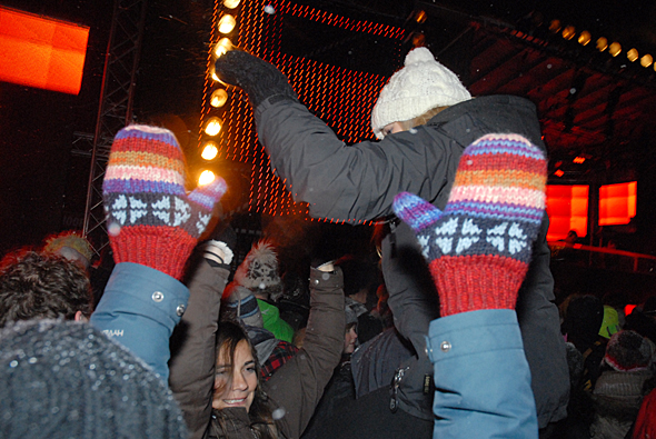 Igloofest - Rock Mitts