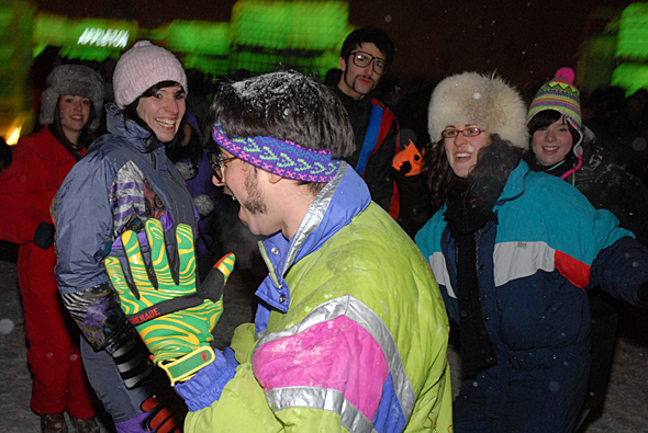 Igloofest - Lime Green