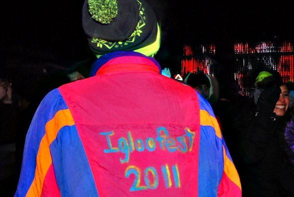 Igloofest Weekend 2