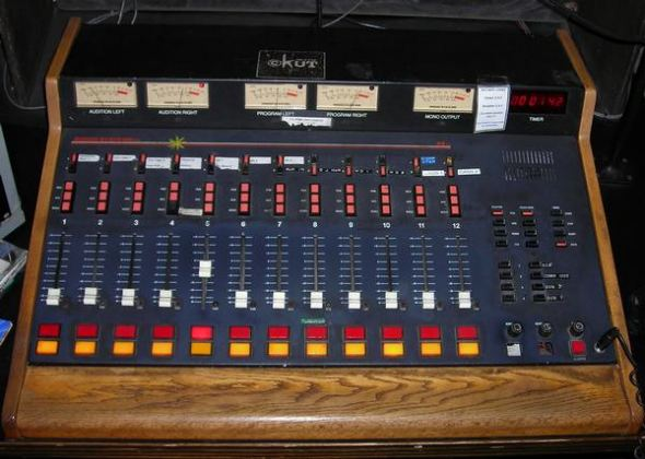 Underground Sounds Soundboard