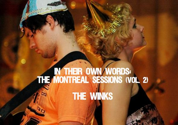 In Their Own Words: The Winks