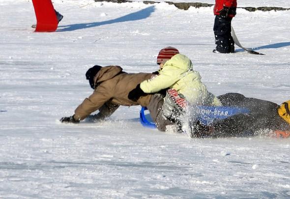Ice carnaval Quebec montreal winter Drake