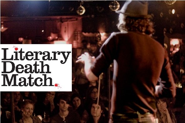 Montreal Literary death match Sherwin Tija CBC Radio 3