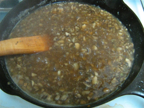 Miso Mushroom Gravy Recipe