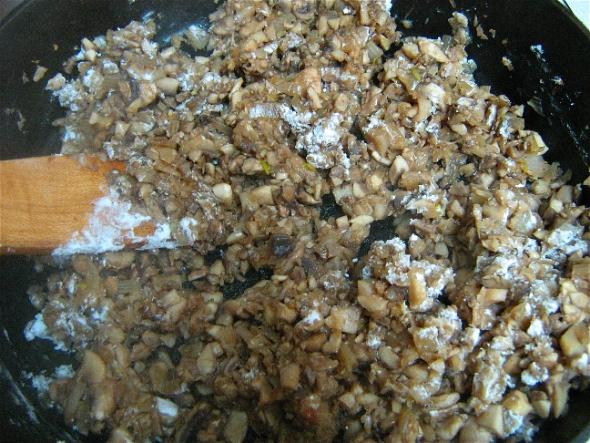 Miso Mushroom Gravy