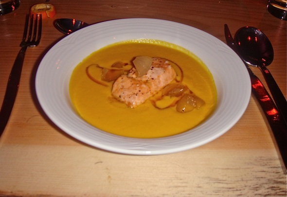 La Cabane soup