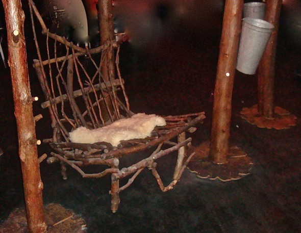 La Cabane Chair