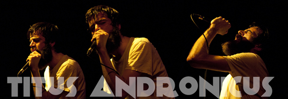 Titus Andronicus Blue Skies Turn Black Montreal New Jersey Music Indie Stacyann Lee