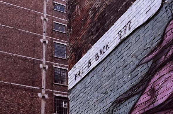 wall,Phil,doctor,graffiti,back,retour,Kills