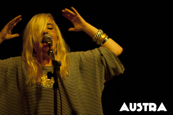 austra montreal music stacyann lee toronto indie