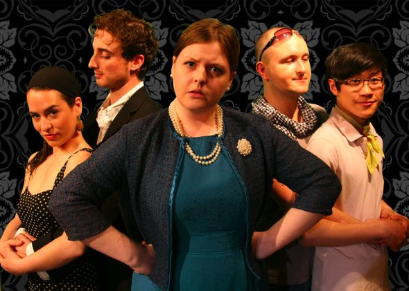 Being Earnest at the Montreal Fringe Festival