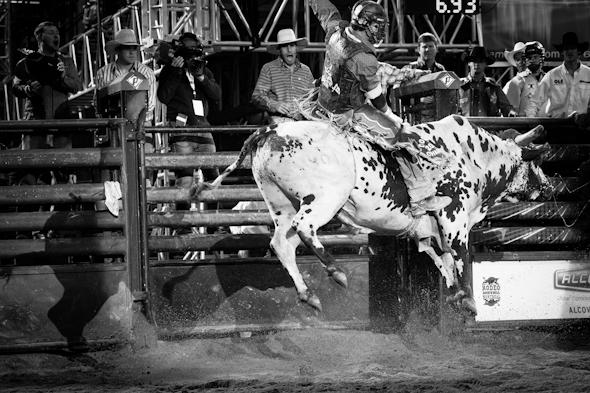 Montreal Rock'n'Bull Rodeo - No Bull
