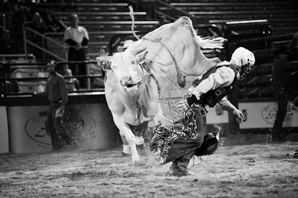 Montreal Rock'n'Bull Rodeo - No Bull