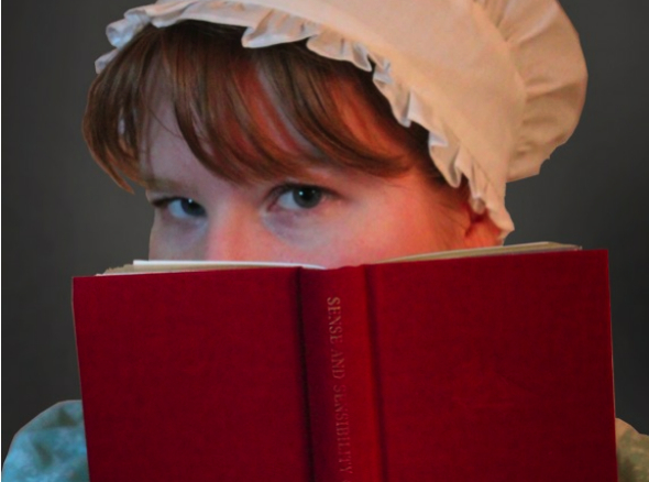 Montreal Fringe Festival - Austen for the Attention-Impaired