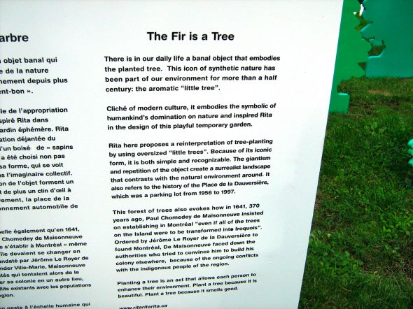 The Fir is a Tree - Rita