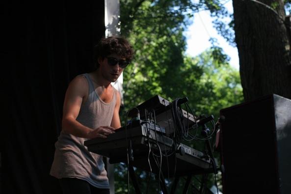 osheaga 2011 music festival death from above 1979 montreal sunns stacyann lee