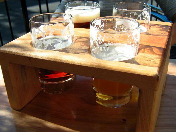Tasting Platter at La Succursale