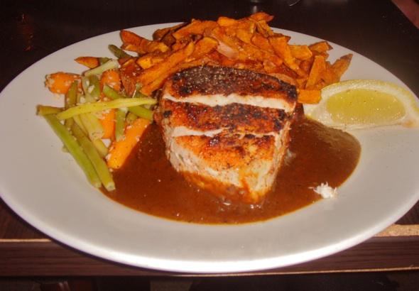La Louisiane fish