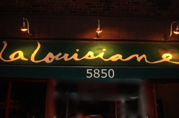 La Louisiane outside