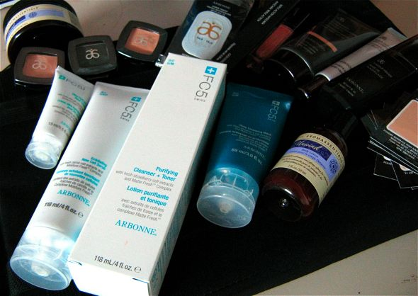 Arbonne Natural Cosmetic Montreal