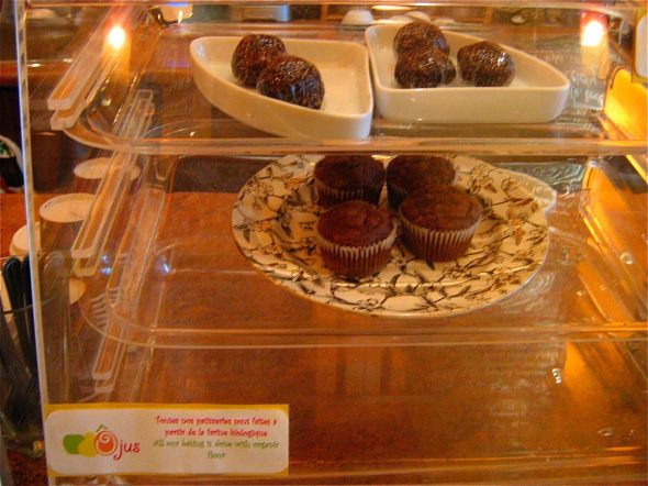 muffins and energy balls