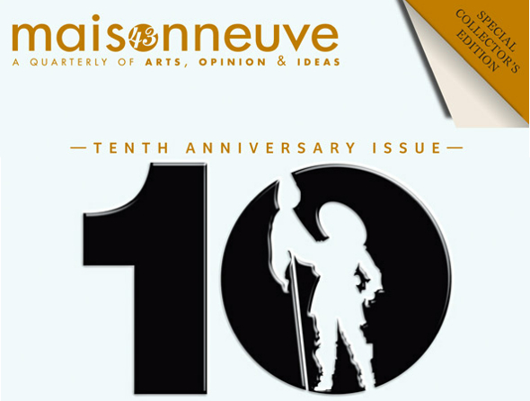 Maisonneuve 10th Anniversary Issue Launch Party