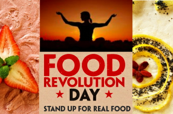 Montreal Food revolution day and raw desserts with yoga at Nux Centre