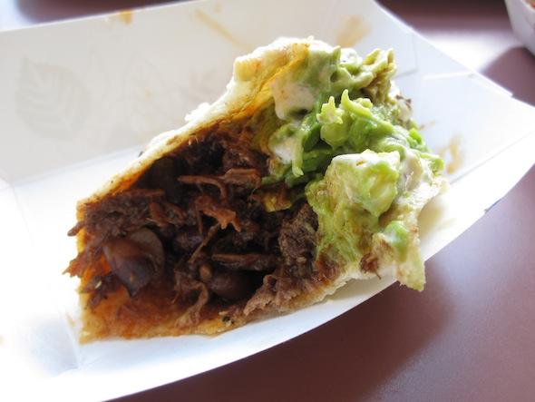 Grumman '78 Ancho Beef Taco