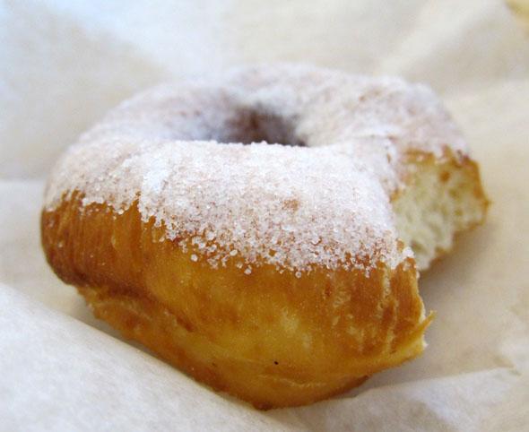 Chez Boris doughnut