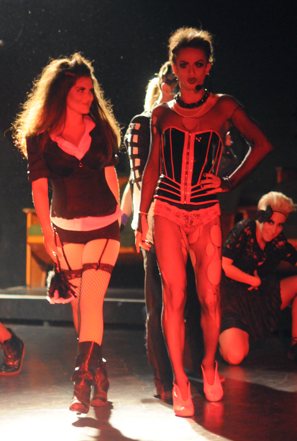 rocky horror picture show essay The rocky horror picture show (1975) on imdb: plot summary, synopsis, and more.