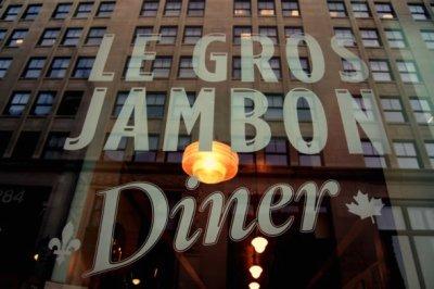 Diner Gros Jambon